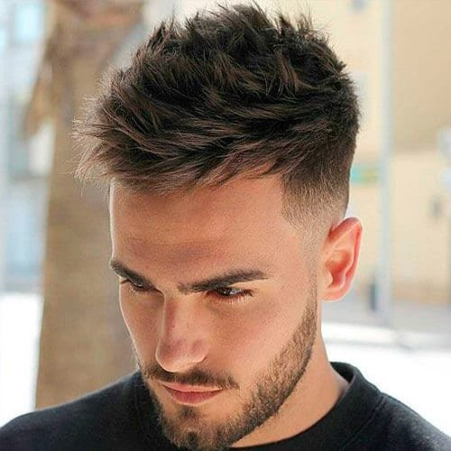 Free 50 Impressive Hairstyles For Men With Thick Hair Men Wallpaper