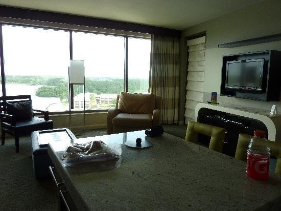 Best 2 Bedroom Villa Picture Of Bay Lake Tower At Disney S With Pictures