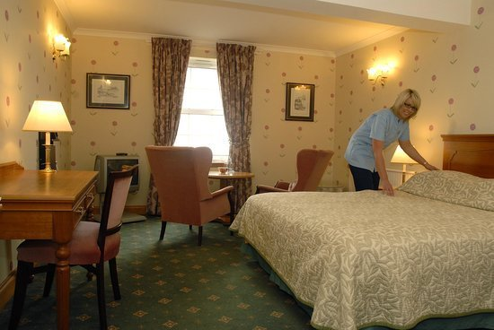 Best Bedroom Picture Of North West Castle Hotel Stranraer With Pictures
