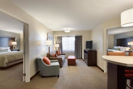 Best 2 Bedroom Guest Suite Picture Of Staybridge Suites With Pictures