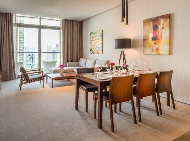 Best Luxury 3 Bedroom Serviced Apartment In Dubai Marina With Pictures