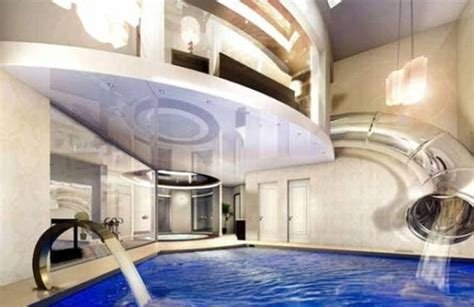 Best Billionaires P*Mp Their Mansions With Indoor Waterfalls With Pictures