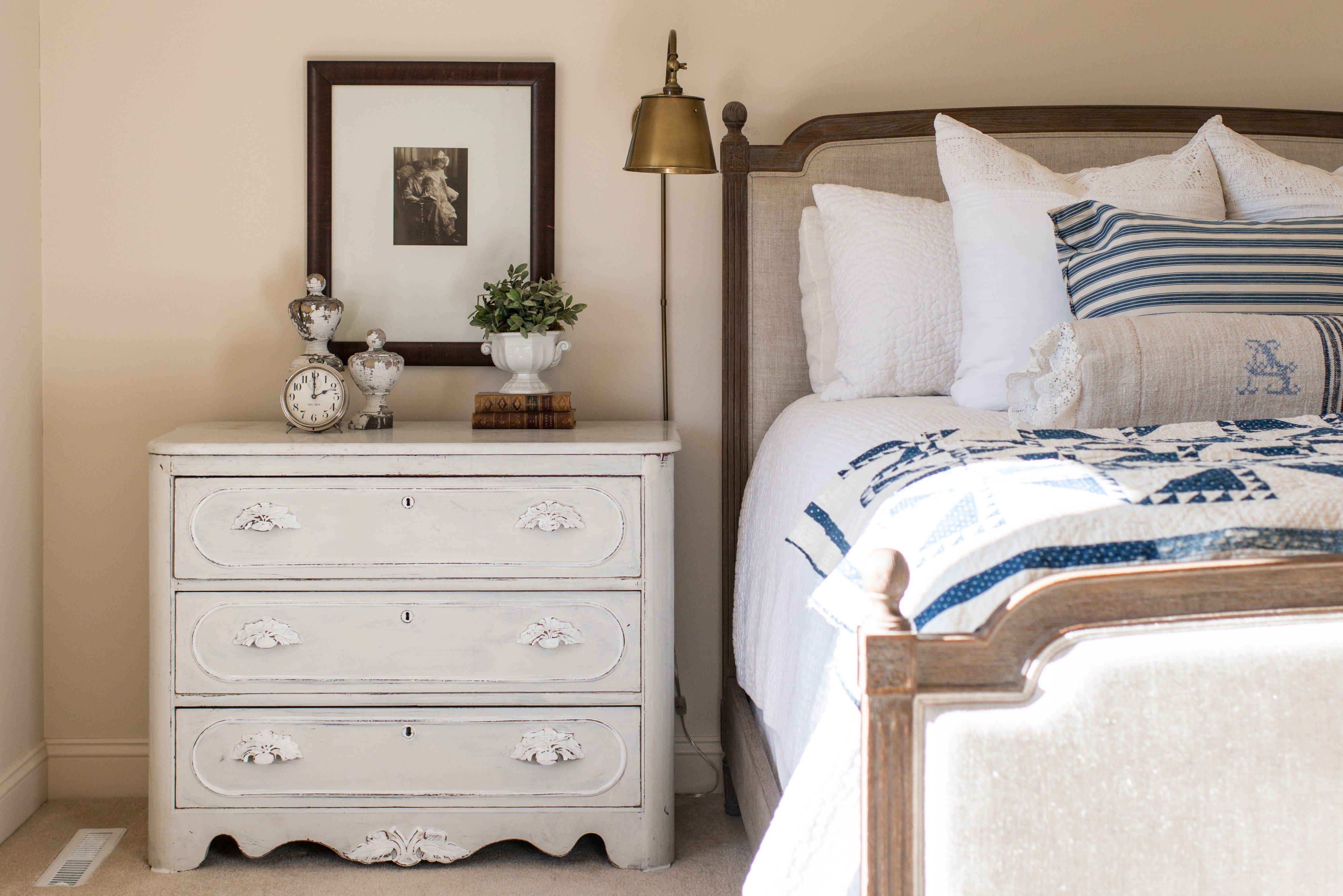Best Master Bedroom Tour Miss Mustard Seed With Pictures