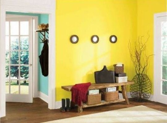 Best What Is A Matching Wall Colour For Lemon Yellow Quora With Pictures