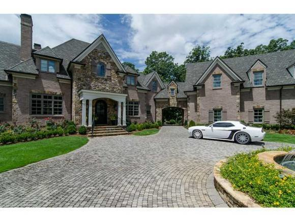 Best Joe Johnson Is Selling His 8 Bedroom 9 Bath 13 800 With Pictures