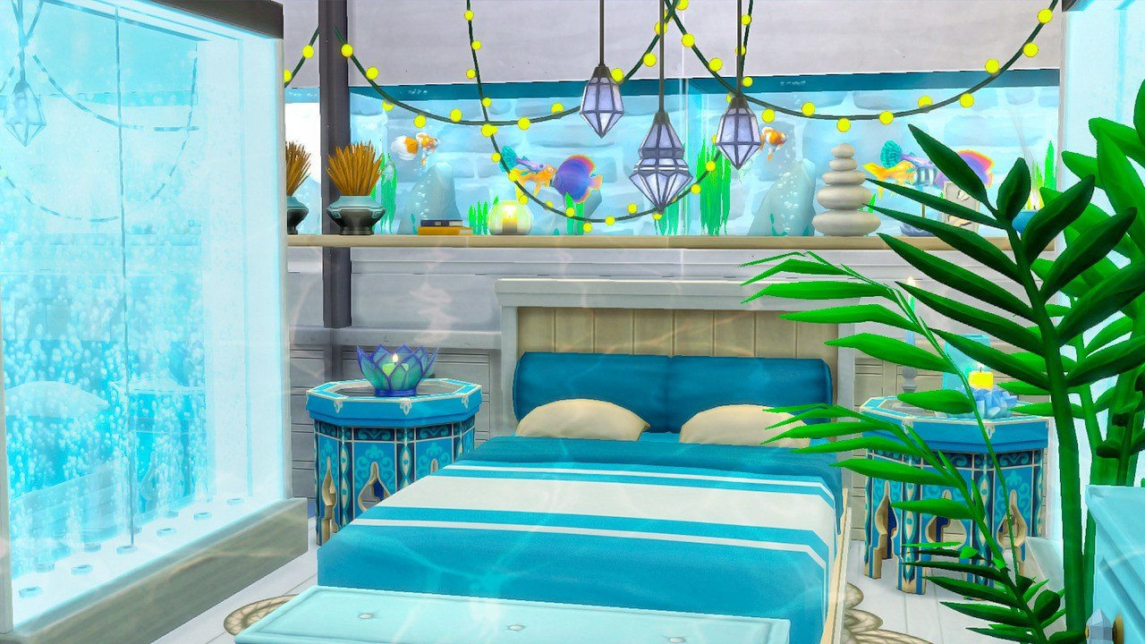 Best Water Element Bedroom A Small Bedroom That I Made My With Pictures