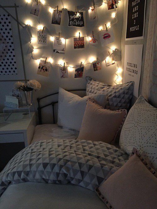 Best Bedroom Lights On Tumblr With Pictures