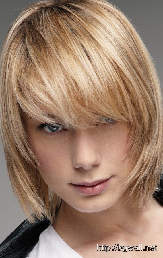 Free Short To Medium Length Hairstyle Ideas For Fine Hair Wallpaper