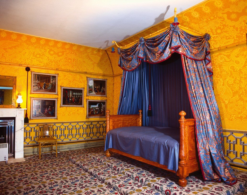 Best Royal Bedrooms – Royal Pavilion With Pictures