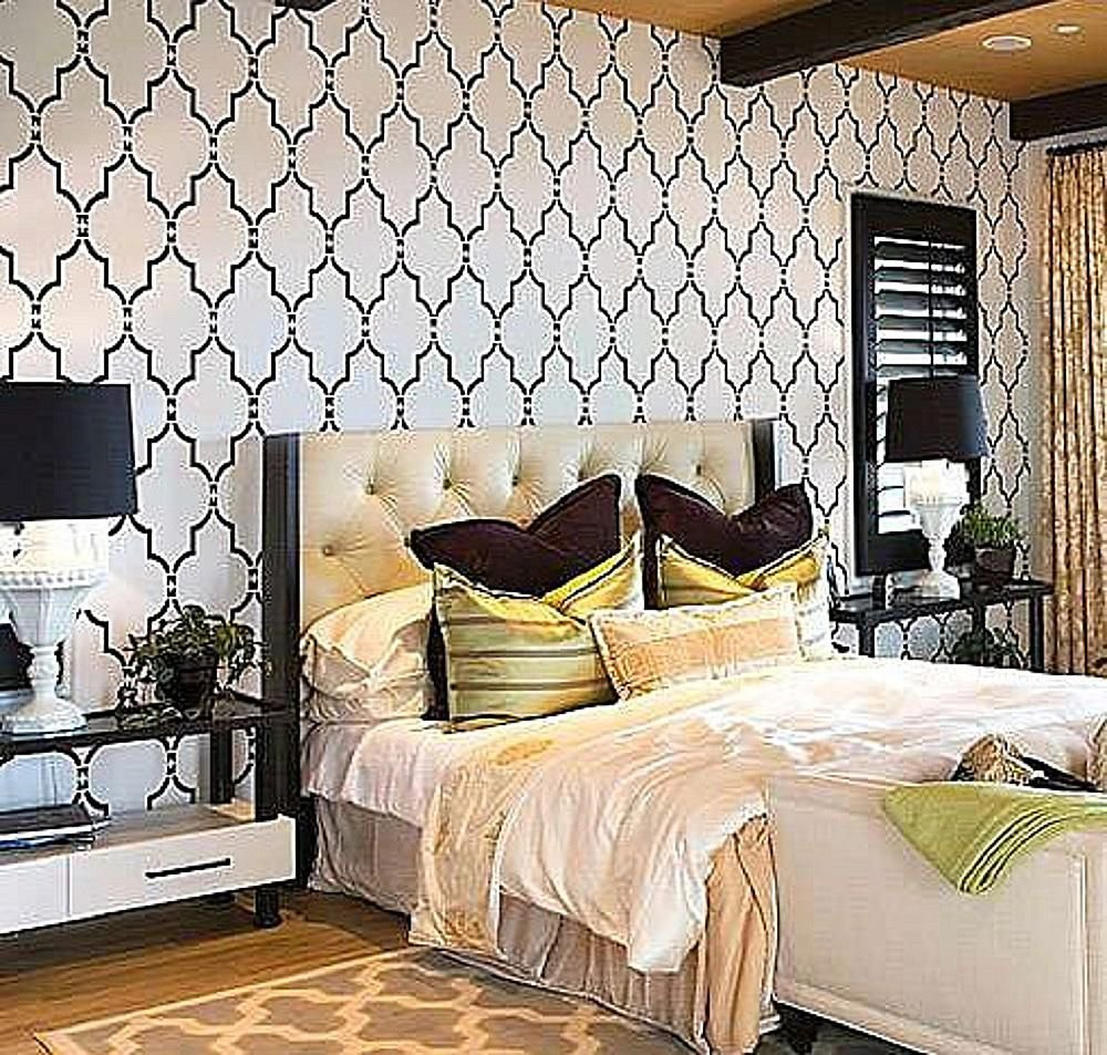 Best Decorative Paint Techniques For Bedroom Walls With Pictures