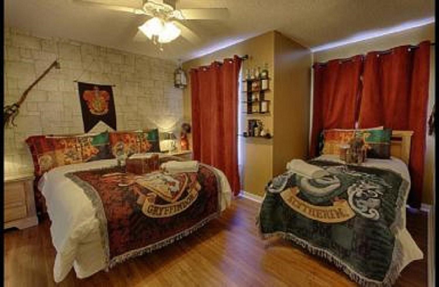 Best How To Create A Harry Potter Themed Child S Bedroom With Pictures