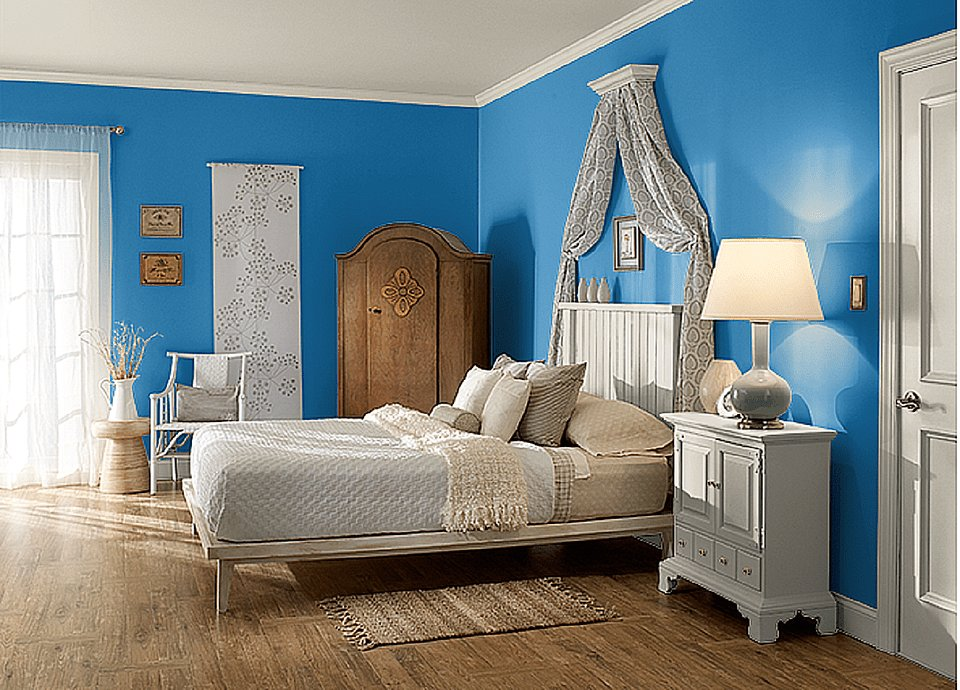 Best The 10 Best Blue Paint Colors For The Bedroom With Pictures
