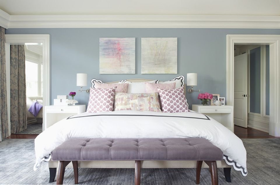 Best Purple Bedrooms Tips And Photos For Decorating With Pictures