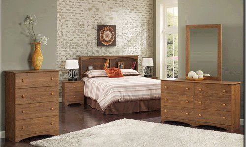 Best Perdue Autumn Oak Series Bedroom Set 12000 Furniture With Pictures