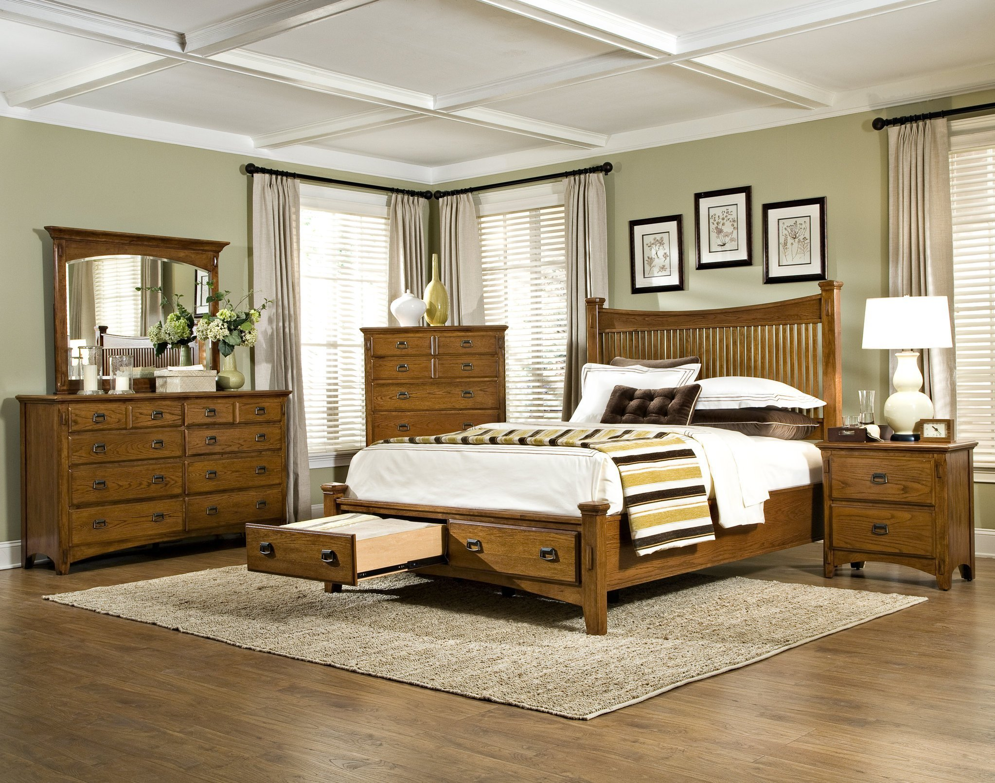 Best The Pasadena Revival Storage Bedroom Collection Bedroom With Pictures