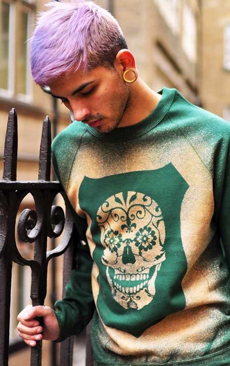 Free The Best Hair Color For Your Skin Tone – Men's Hair Color Wallpaper