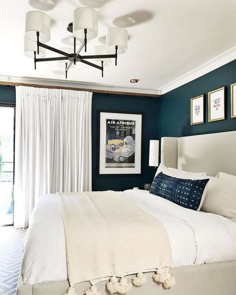 Best Simple And Cozy Blue Bedroom Decoration Ideas With Pictures