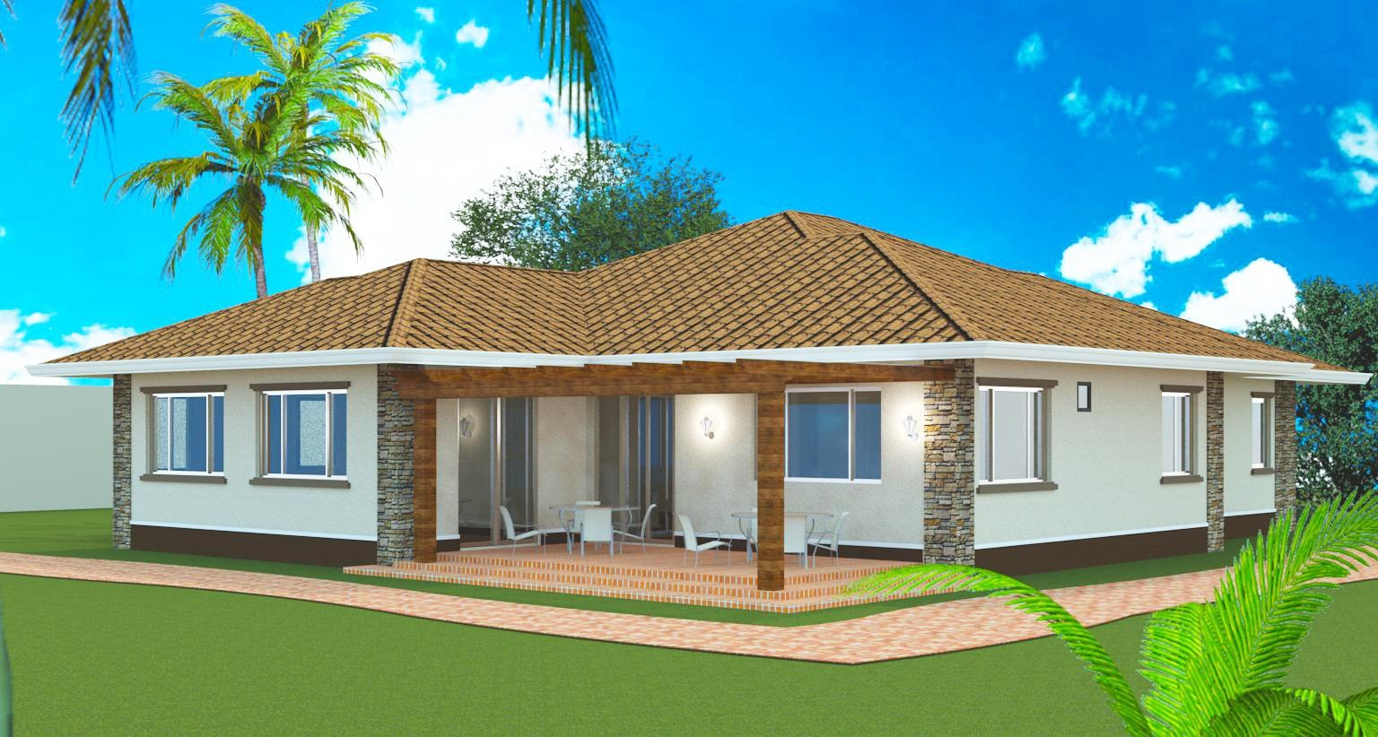 Best 3 Bedrooms Bungalow House Pictures Philippines Joy With Pictures