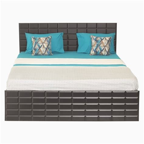 Best Godrej Interio Chocolat Engineered Wood King Bed With Storage Price In India Buy Godrej With Pictures