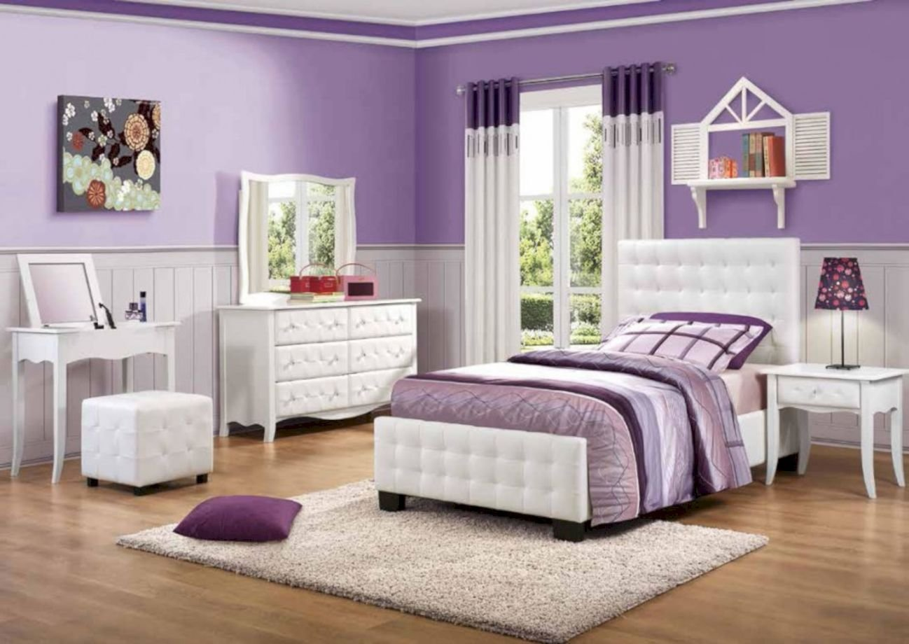 Best 55 Stunning Teenage Girl Bedroom Furniture Ideas Roundecor With Pictures