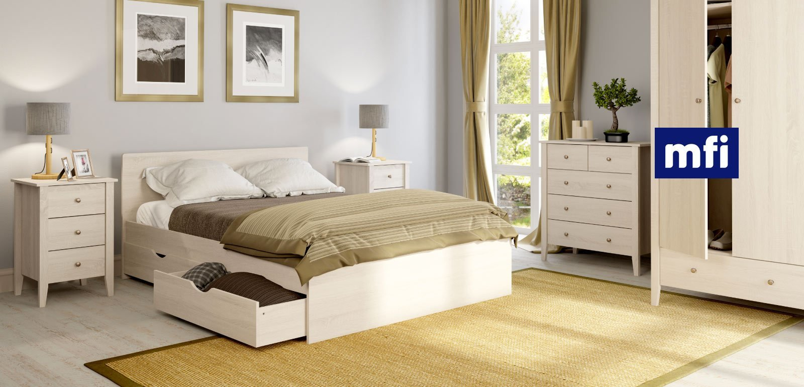 Best White Oak Bedroom Furniture Victoriaplum Com With Pictures
