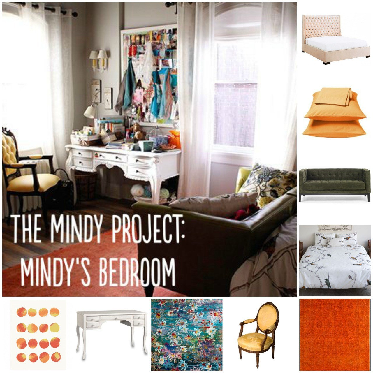 Best The Mindy Project Mindy's Bedroom Part Three Of With Pictures