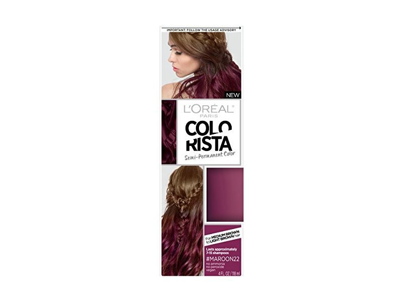 Free L Oreal Paris Hair Color Colorista Semi Permanent For Wallpaper