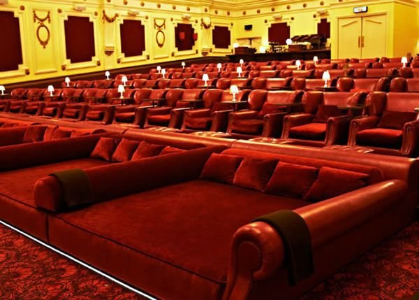 Best Bedroom Themed Movie Theaters Electric Cinema With Pictures