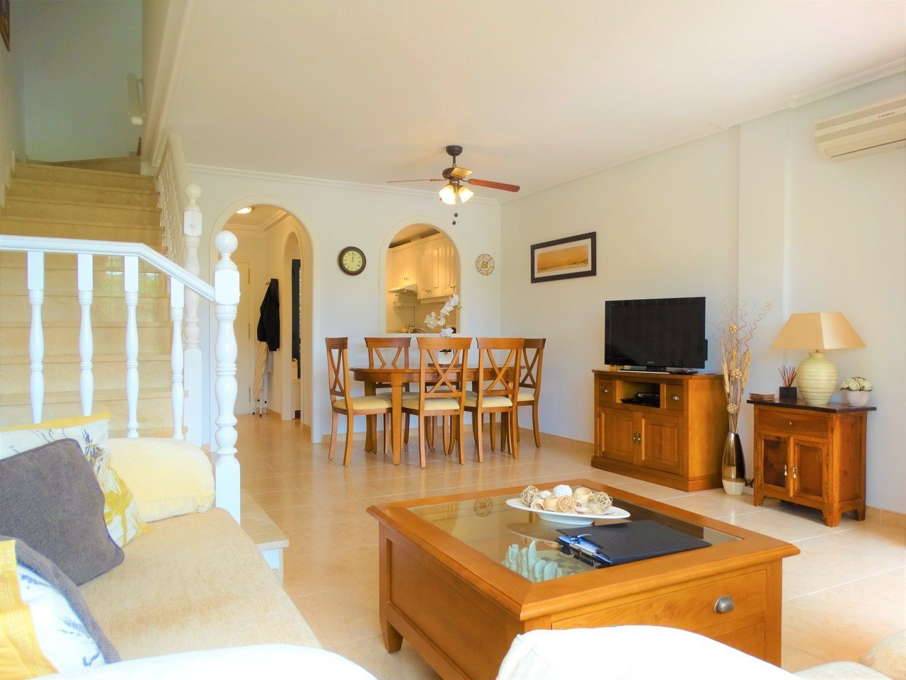 Best 2 Bedroom Townhouse For Sale In Campoamor Lavanda Real With Pictures