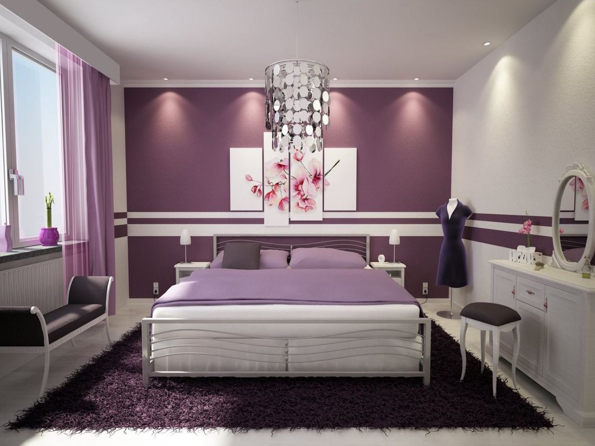 Best 23 Inspirational Purple Interior Designs You Must See With Pictures