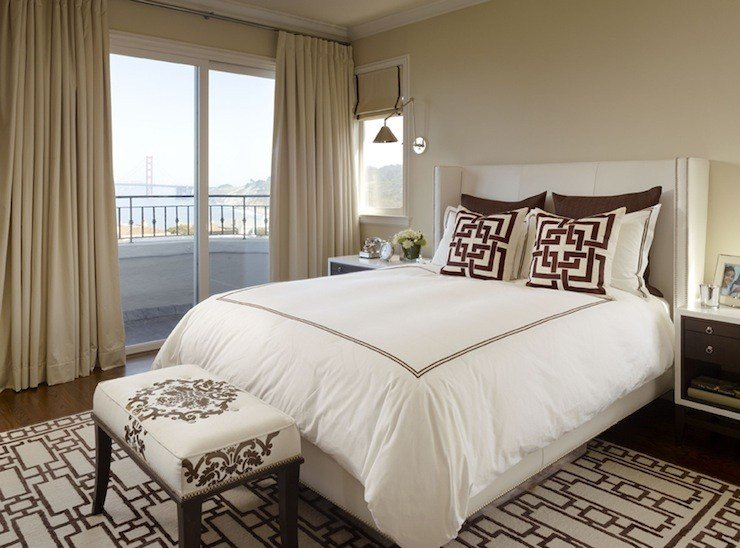 Best Brown And Cream Bedroom Contemporary Bedroom Artistic Designs For Living With Pictures