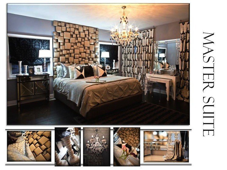 Best Ceiling Height Headboard Contemporary Bedroom With Pictures