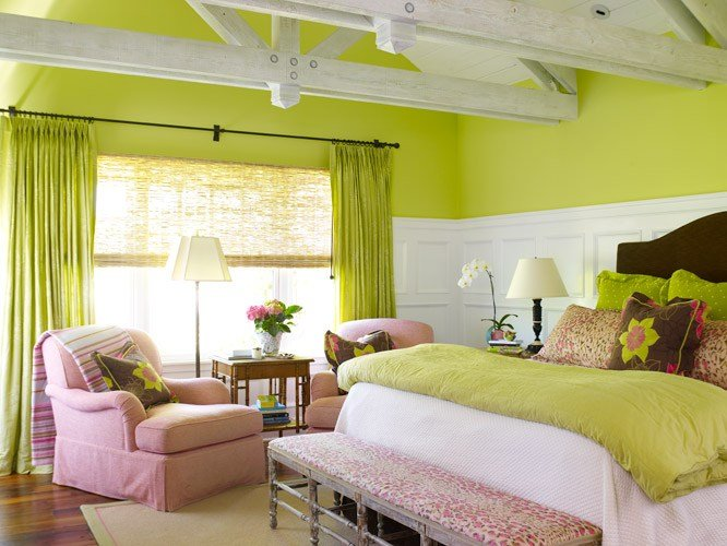 Best Apple Green Paint Design Ideas With Pictures