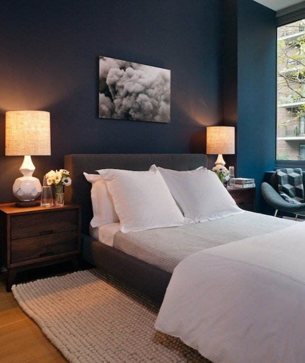 Best Peacock Blue Bedroom Design Ideas With Pictures