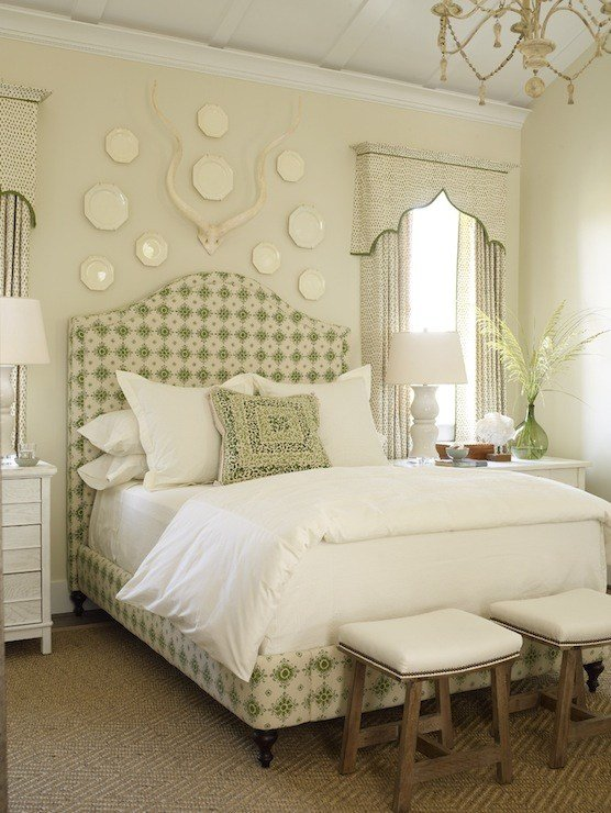 Best Yellow And Green Bedroom Cottage Bedroom Phoebe Howard With Pictures
