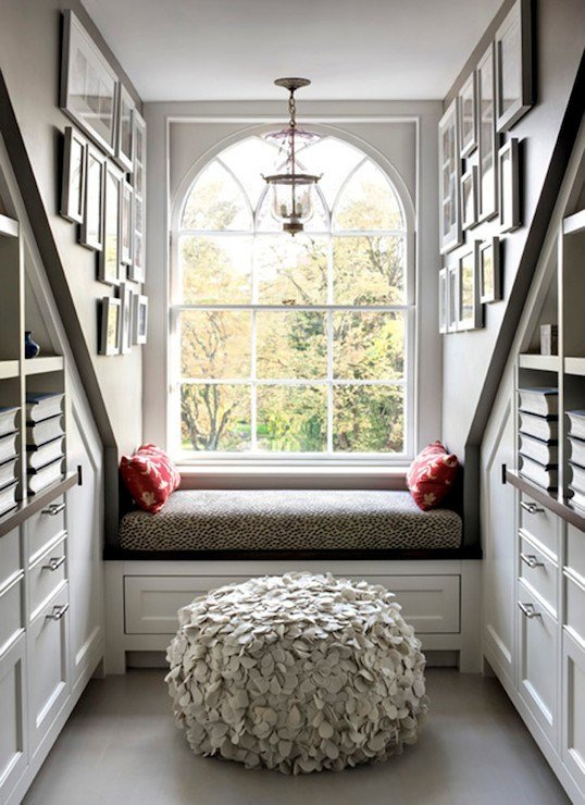 Best Reading Nook Transitional Bedroom Siemasko Verbridge With Pictures