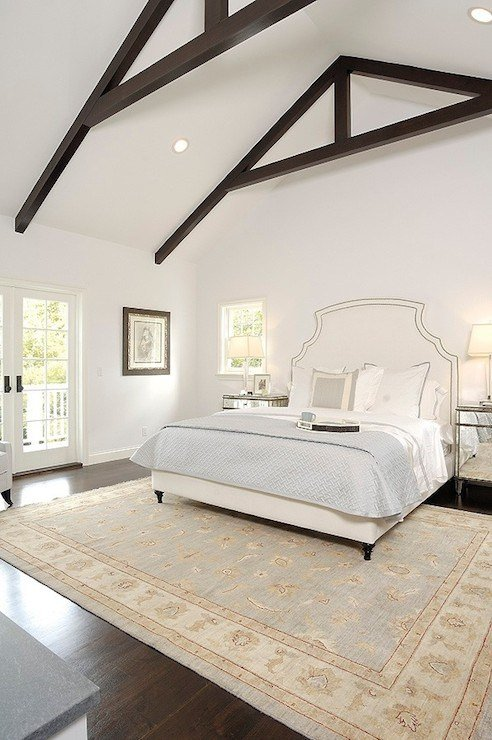 Best Vaulted Bedroom Ceiling Transitional Bedroom Core With Pictures