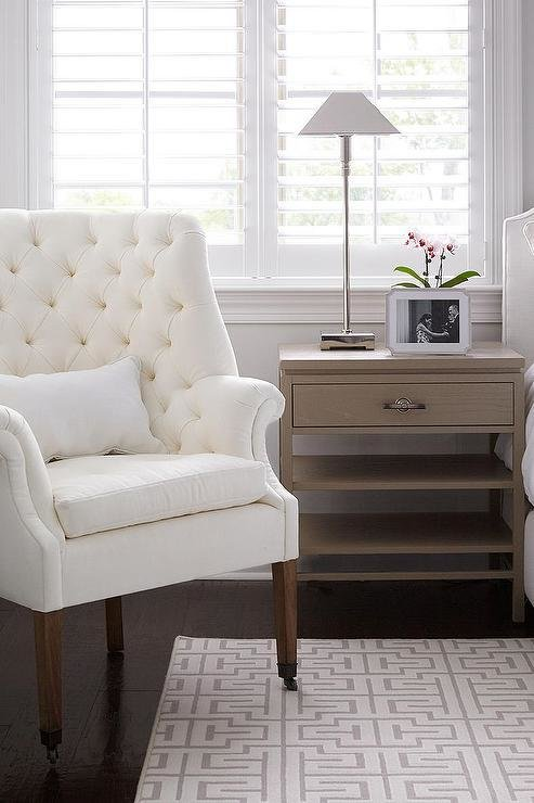 Best White And Taupe Bedroom Ideas Transitional Bedroom With Pictures