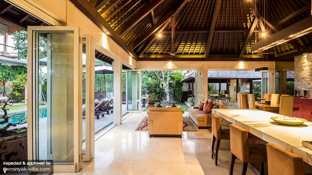 Best Rent Villa Tenang In Seminyak 5 Bedrooms With Pictures