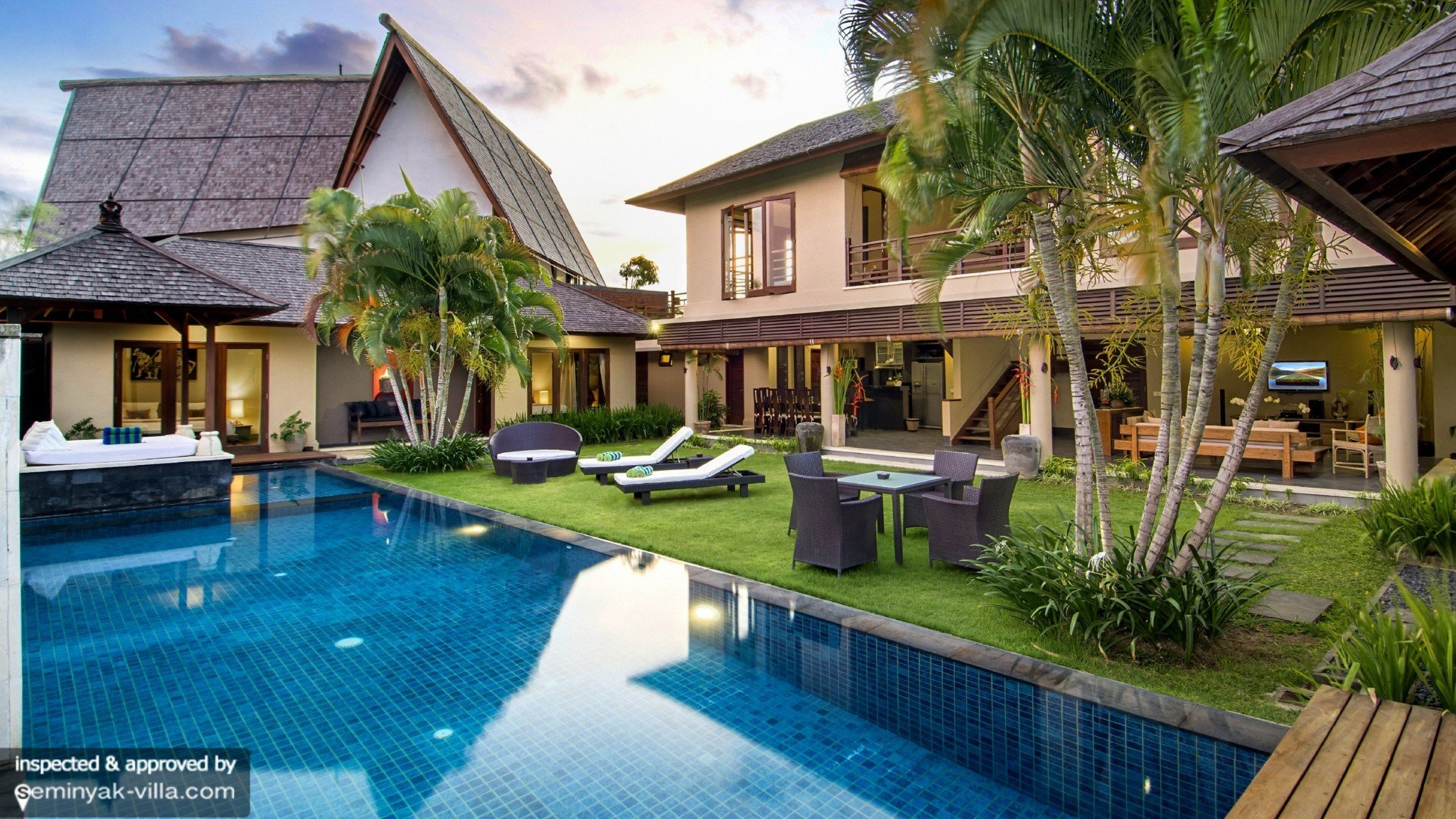 Best Rent Villa M In Seminyak 5 Bedrooms With Pictures