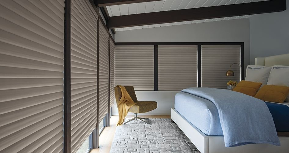 Best Top Bedroom Window Treatment Ideas Hunter Douglas With Pictures
