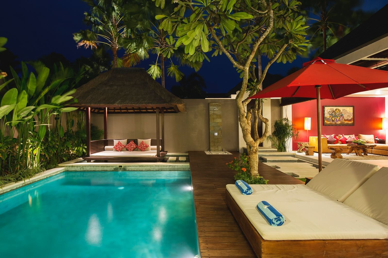 Best 2 Bedroom Villas Chandra Bali Villas Seminyak Bali With Pictures