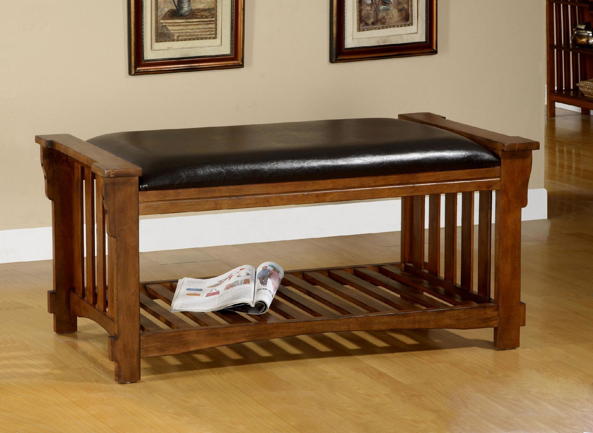Best Furniture Of America Trinity Mission Antique Oak With Pictures