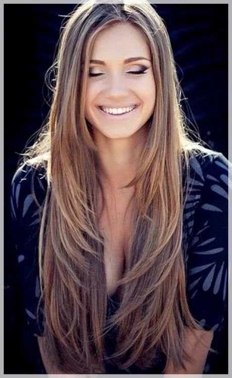 Free Haircuts For Long Hair 2019 Trends Wallpaper
