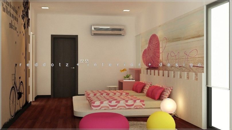 Best Kids Bedroom Design 3D Setia Alam Malaysia – Get Interior With Pictures