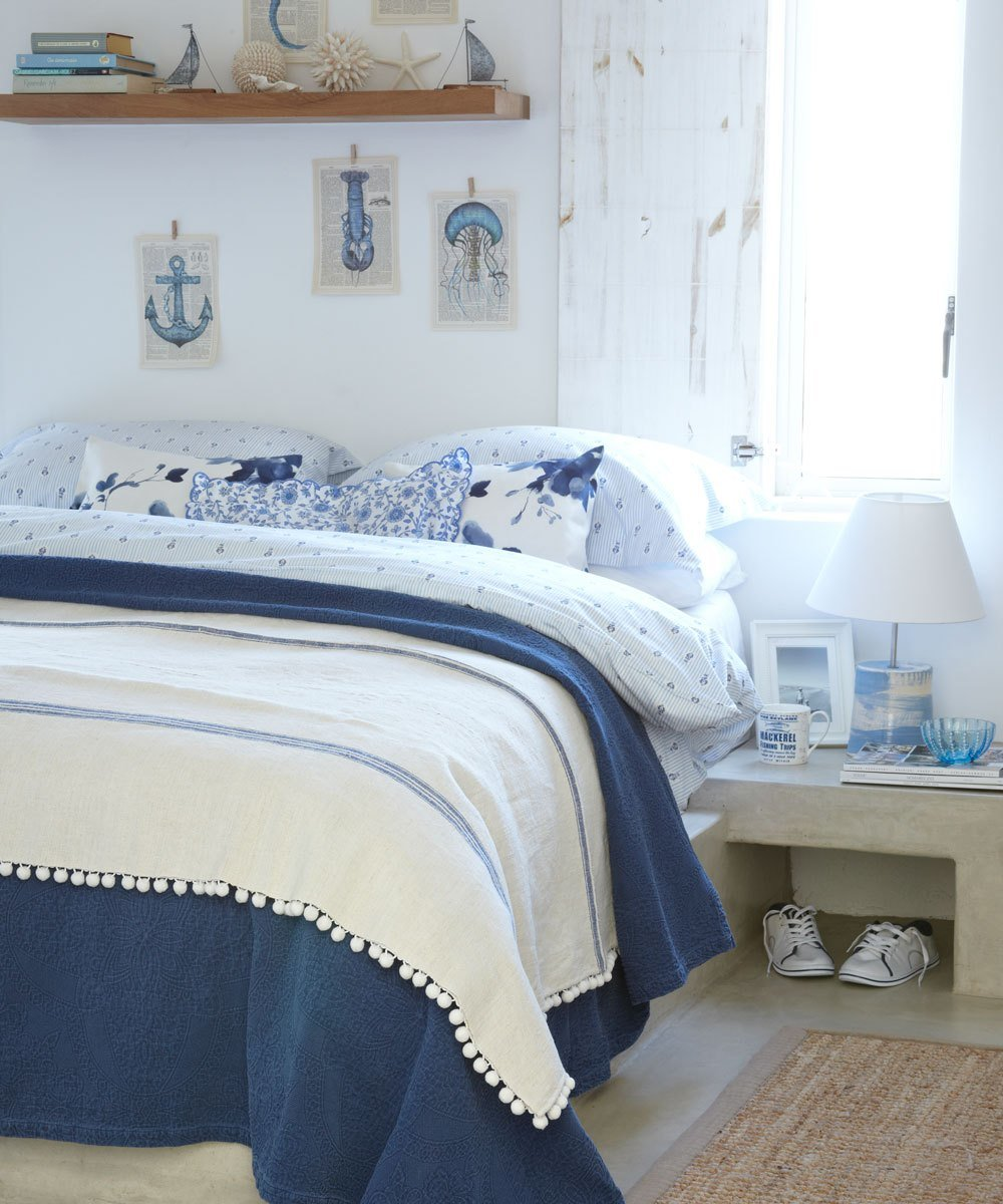 Best Beach Themed Bedrooms – Coastal Bedrooms – Nautical Bedrooms With Pictures