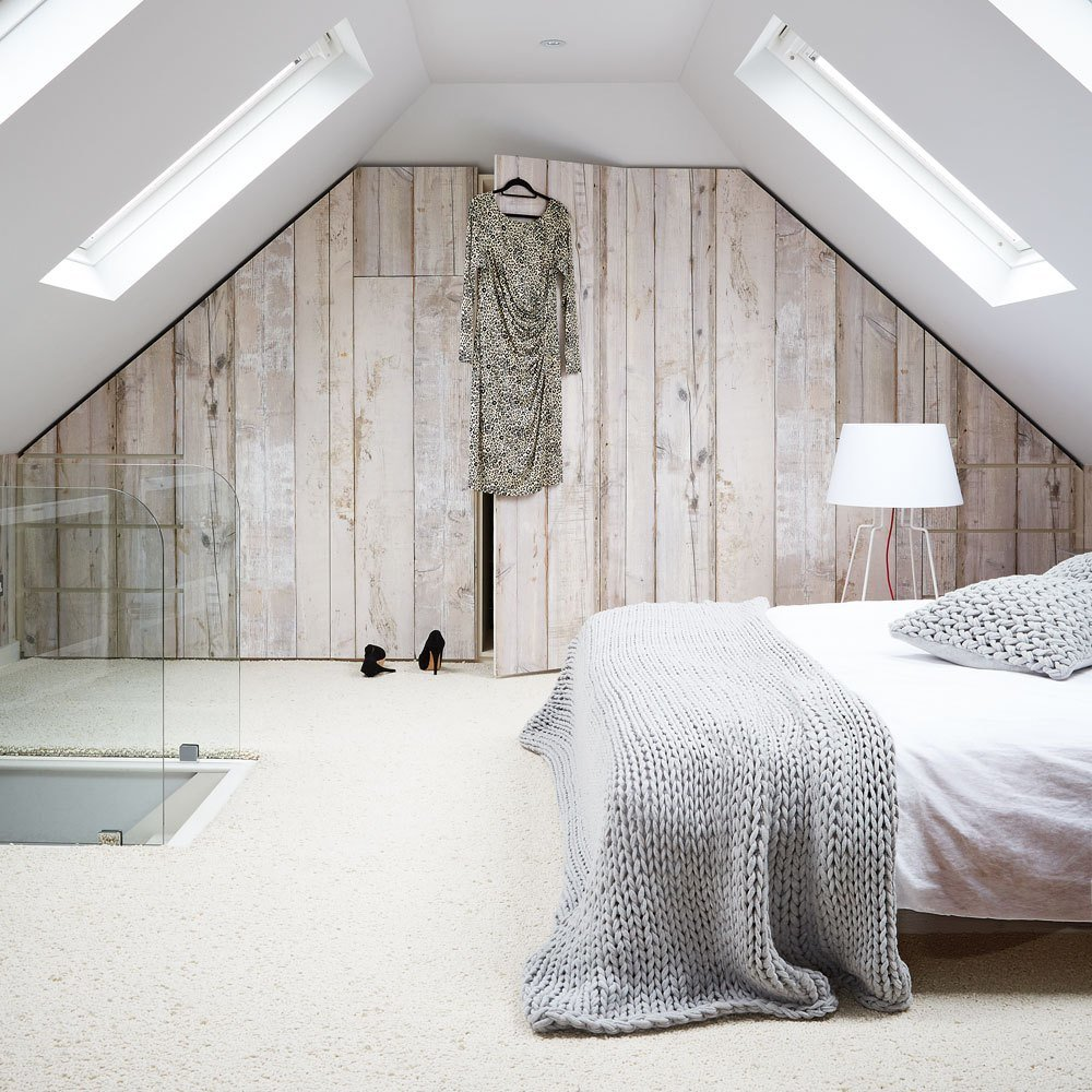 Best Attic Bedroom Ideas – Attic Conversions – Loft Bedrooms With Pictures