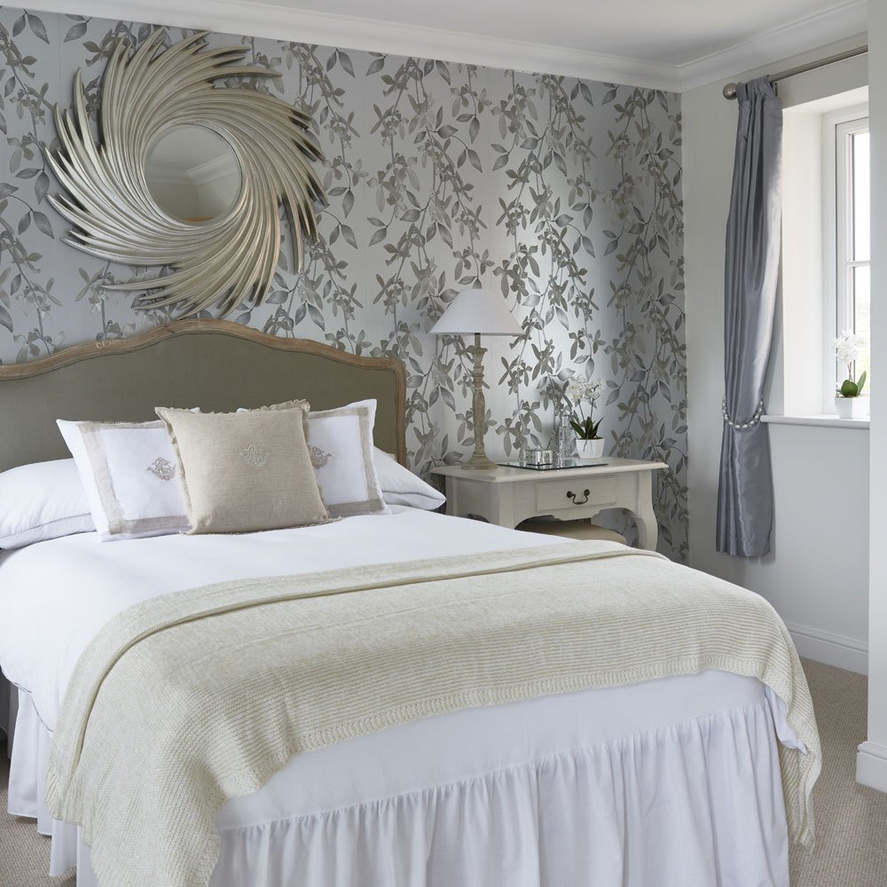 Best Grey Bedroom Ideas – Grey Bedroom Decorating – Grey Colour With Pictures
