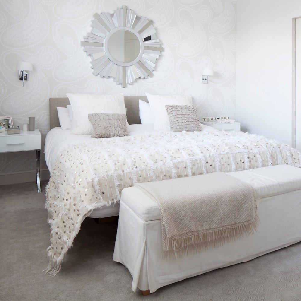 Best White Bedroom Ideas With Wow Factor Ideal Home With Pictures