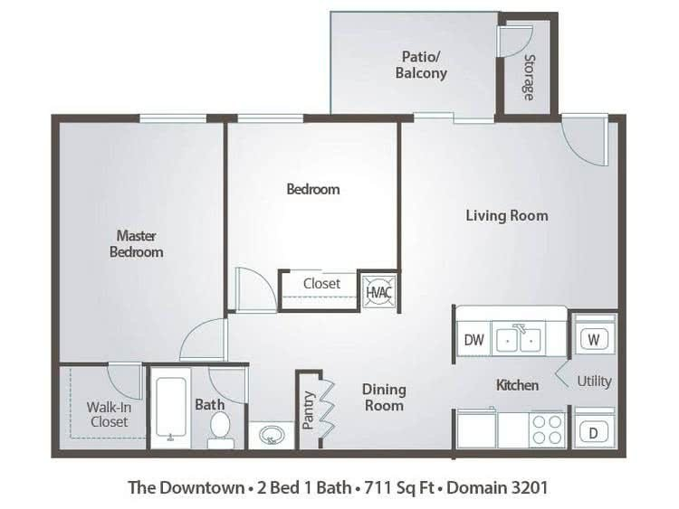 Best 2 Bedroom Apartments In Tucson Az Domain 3201 With Pictures